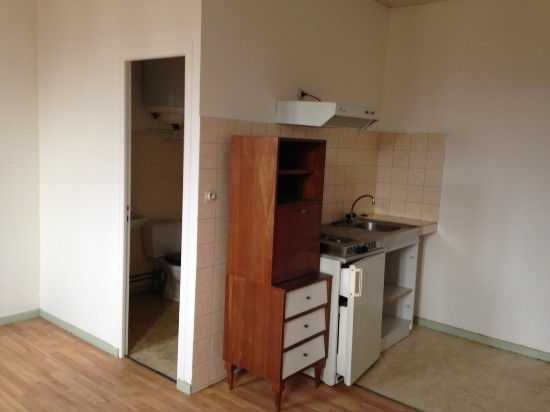 location appartement LAVAUR 2 pieces, 30m